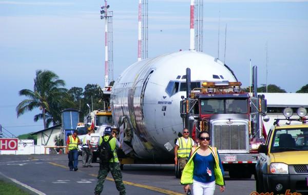 Transporte de avión
