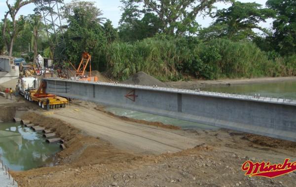 Vigas Puente Paquita