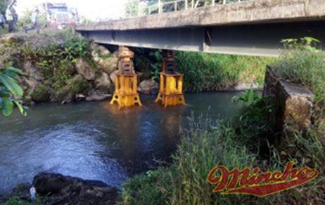 Reforzamiento de Puentes
