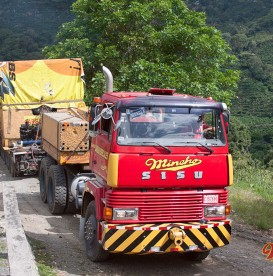 Stator Transportation
